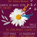 Concert de Printemps à Lorlanges