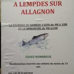 Fête de la pêche !!!