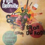 Salon du Rosé, brocante, soirée paella