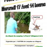 La dernière pêche aux Ecrevisses de 2016