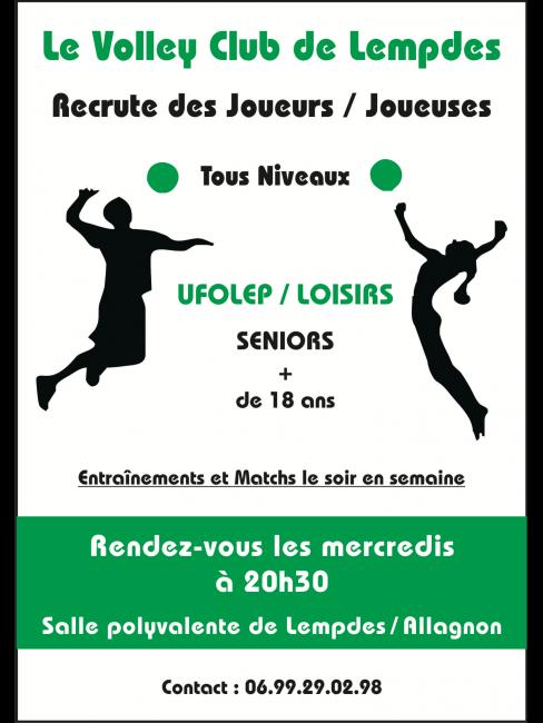 Volley club Lempdes