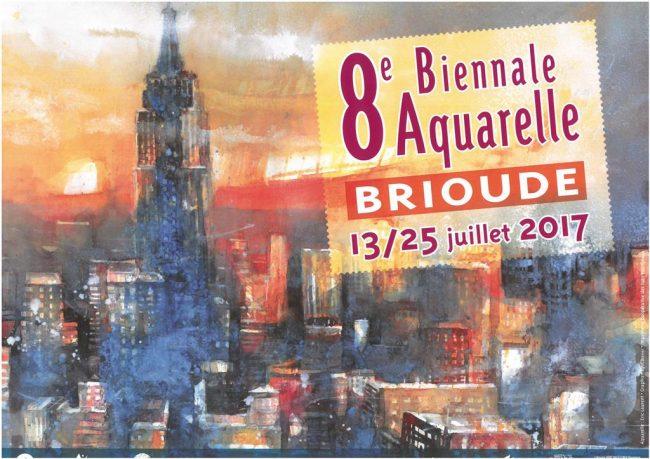 Biennale aquarelle brioude