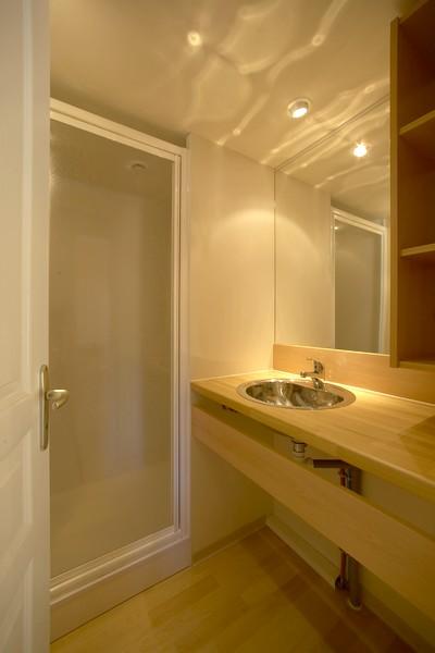 Chalet Ballario salle de bain