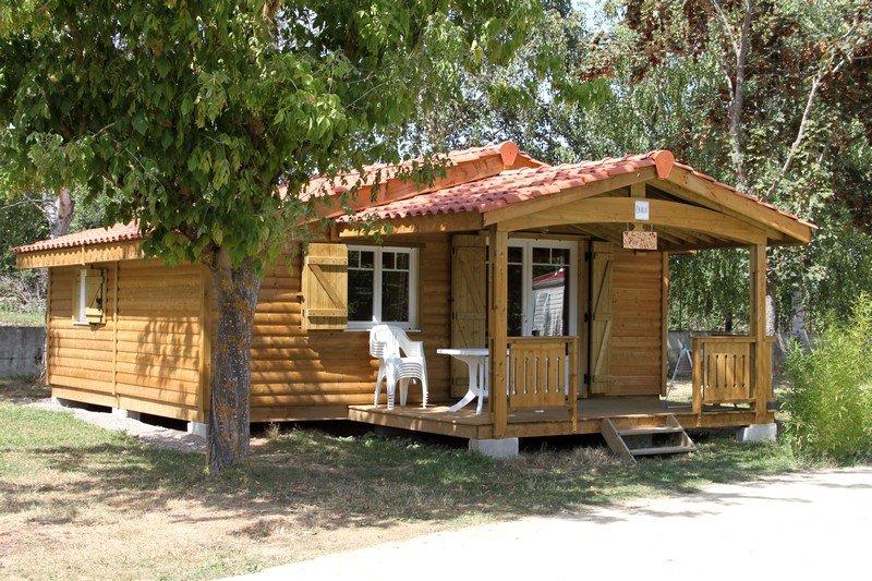 Chalet Ballario Camping