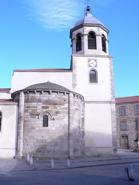 Eglise de Lempdes sur l'Allagnon