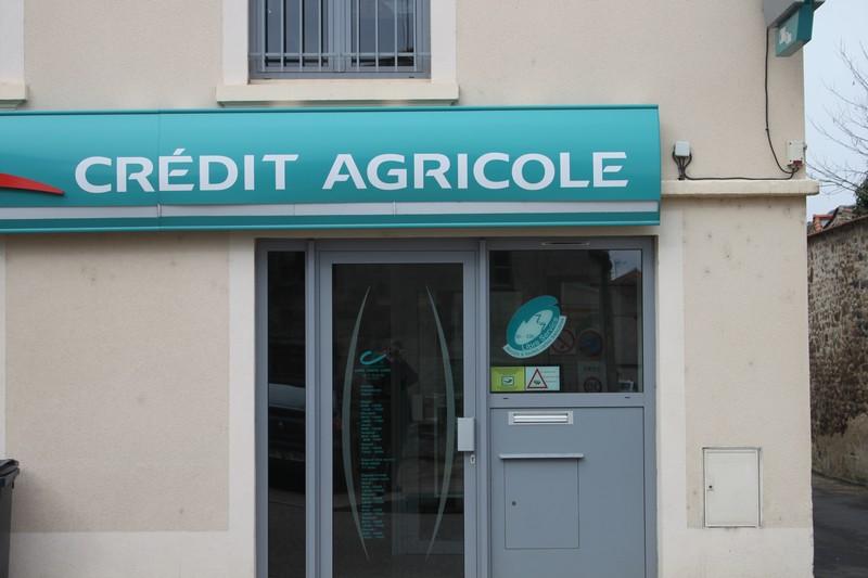 Banque Distributeur Crédit Agricole
