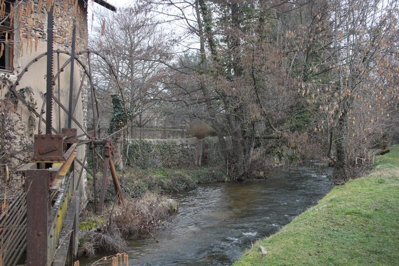 Les Anciens Moulins de Lempdes sur l'Allagnon