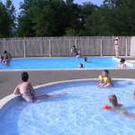 Camping en Auvergne avec piscine
