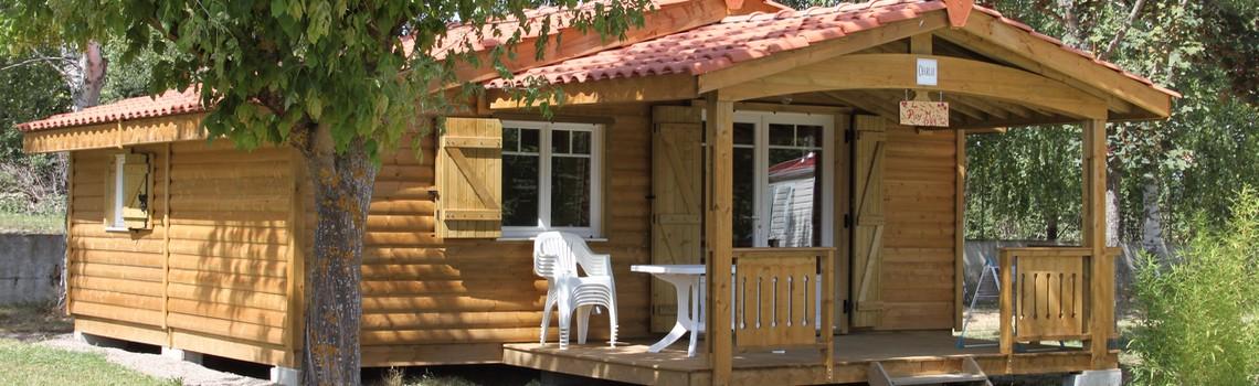 location de chalet camping auvergne